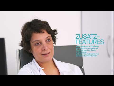 Dr. Tanja Collela über die Kassen- und Wahlarztsoftware Care01