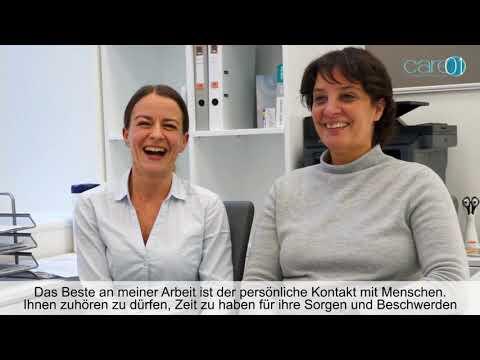Care01 mit Dr. Tanja Colella & Mag. Tanja Strehblow